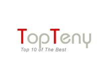 Top Teny | Top 10 Most Creative Interior Designers | Spring 2016