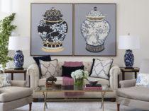 3 - Lori Dennis Interior Design Lake Sherwood Living Room Seating