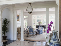 8 - Lori Dennis Interior Design Lake Sherwood Traditional Home Interior Architecture