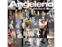 Angeleno Magazine, Fall 2009