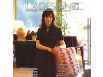 Celebrity Los Angeles Interior Designer Lori Dennis LA Design Magazine Summer 2008