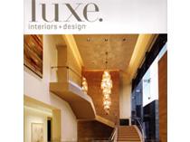 Luxe Magazine November, 2011