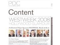 Pacific Design Center March, 2008