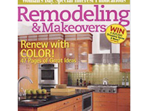 Remodeling and Makeover Magazine June, 2008