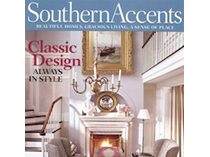 Celebrity Los Angeles Interior Designer Lori Dennis Southern Accents Magazine January 2009