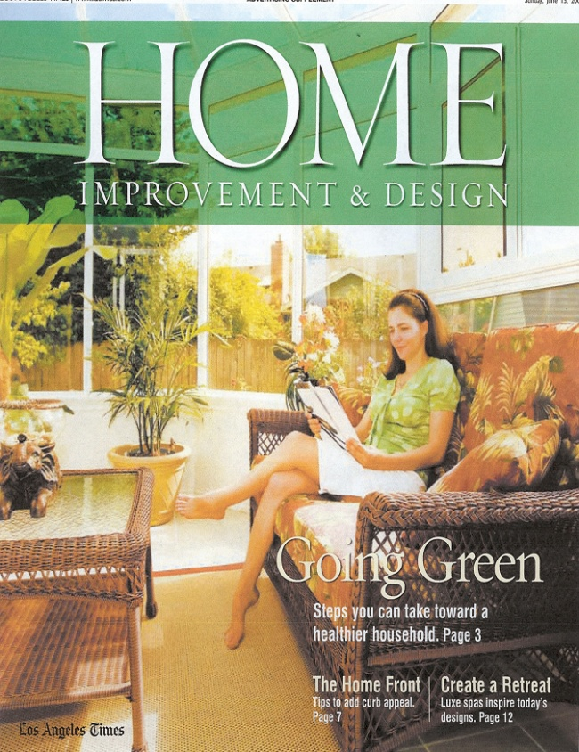 Celebrity Los Angeles Interior Designer Lori Dennis Los Angeles Times June, 2009
