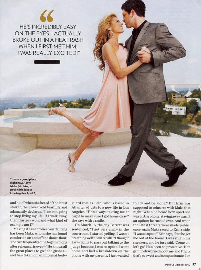 Celebrity Los Angeles Interior Designer Lori Dennis People Magazine April, 2010