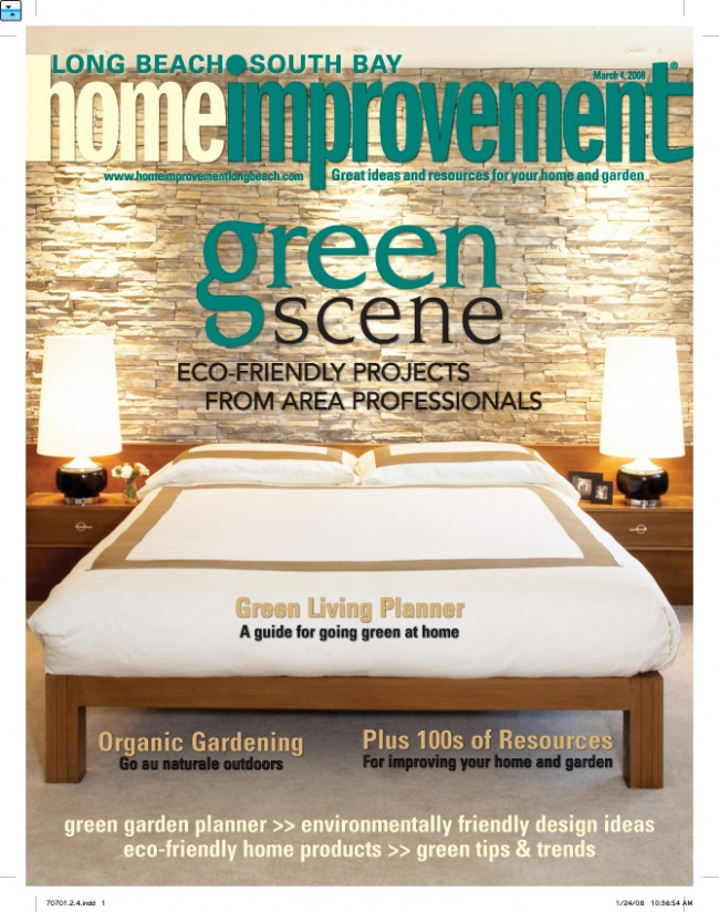 Celebrity Los Angeles Interior Designer Lori Dennis Home Improvement Magazine