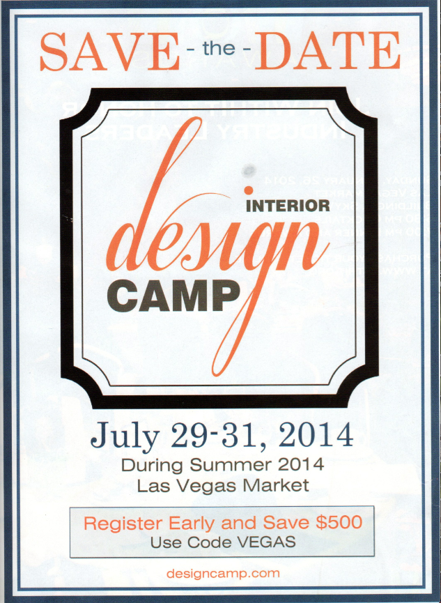 Los Angeles Celebrity Interior Designer Lori Dennis Interior Design Camp Las Vegas Market Preview AD Winter 2014