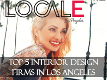 Lori Dennis, Inc. named Top Favorite Los Angeles Interior Design Firm